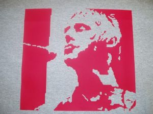 WOMENS MOD, THE JAM `PAUL WELLER` T-SHIRT